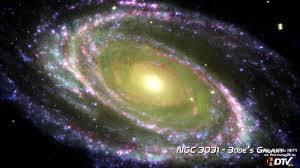 Галактика Млечный путь глазами Хаббл